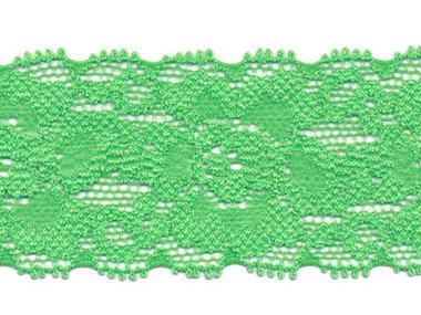 Elastisch kant groen ca. 35 mm (ca. 10 m)