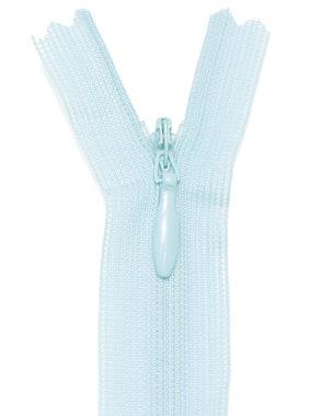 Blinde rits baby blauw #177 22,5 cm (5 stuks)