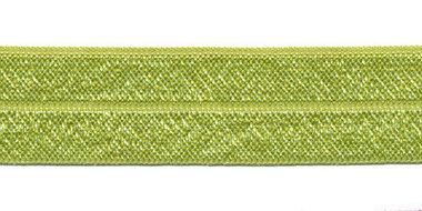 Lime #058 elastisch biaisband 20 mm (ca. 25 m)