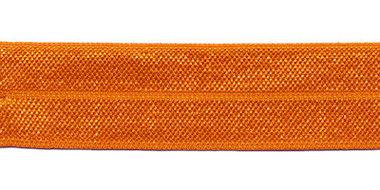 Oranje #099 elastisch biaisband 20 mm (ca. 25 m)