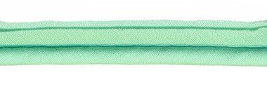 Mintgroen piping-/paspelband DIK - 4 mm koord (ca. 10 meter)