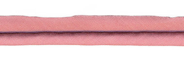 Oud roze piping-/paspelband DIK - 4 mm koord (ca. 10 meter)