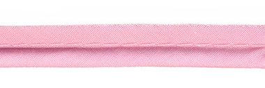 Licht roze piping-/paspelband DIK - 4 mm koord (ca. 10 meter)