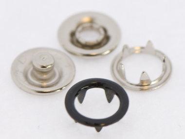 Babydrukker zwart 9 mm, type #122 (ca. 100 stuks)