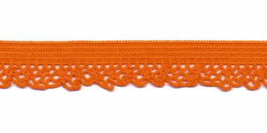 Elastisch kant oranje 12 mm (ca. 25 m)
