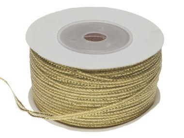 Goud band 3 mm (ca. 108 m)