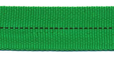 TUNNELband 25 mm groen (ca. 5 m)