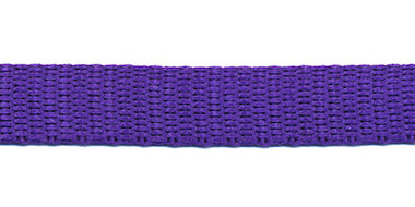 Tassenband 13 mm paars (50 m)