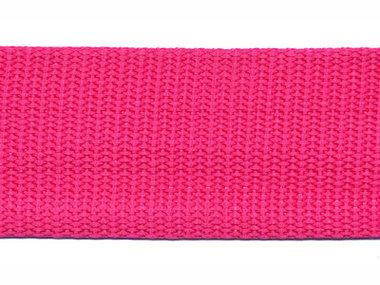 Tassenband 30 mm fuchsia (50 m)
