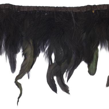 Verenband zwart ca. 18 cm (ca. 3,3 meter)