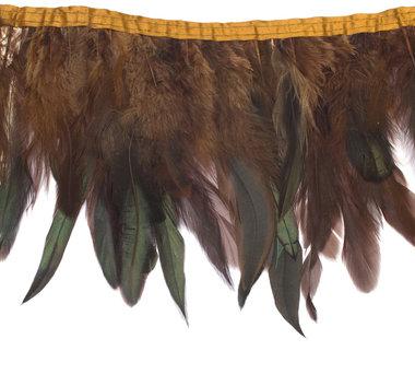 Verenband donker bruin ca. 18 cm (ca. 3,3 meter)
