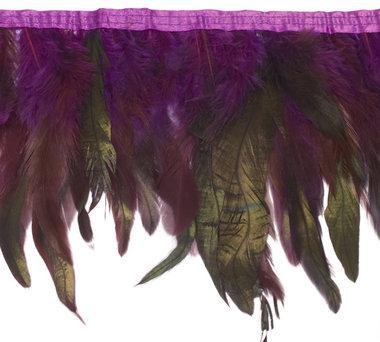 Verenband paars ca. 18 cm (ca. 3,3 meter)