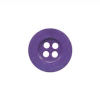 Knoop eenvoudig paars 15 mm (ca. 100 stuks)