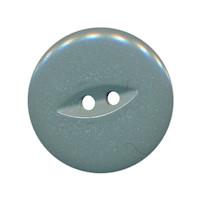 Knoop grijs met 2 gaten 25 mm (ca. 25 stuks)