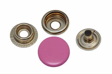 Drukker roze 15 mm, type 4-7 (ca. 25 stuks)