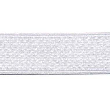 Wit elastiek ca. 25 mm (25 m)