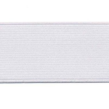 Wit elastiek ca. 40 mm (50 m)