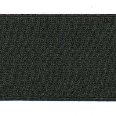 Zwart elastiek ca. 50 mm (50 m)
