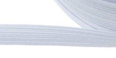 Wit elastiek ca. 8 mm (250 m)