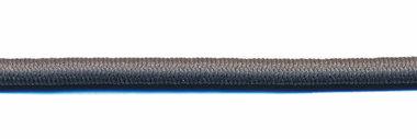 Elastisch koord donker grijs 3 mm (ca. 50 m)