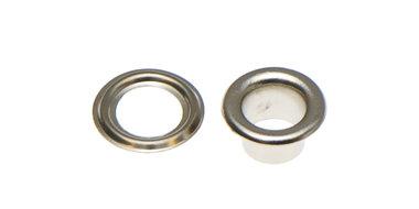 Nestels 5 mm (maat #309) vernikkeld staal (ca. 100 sets)