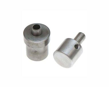 Ponsgereedschap 7 mm (maat #20) voor gebruik in handpers
