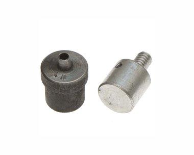 Ponsgereedschap 4 mm (maat #261) voor gebruik in handpers