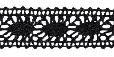 Kant zwart ca. 25 mm (ca. 10 m)