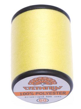 Garen zacht geel #6030 (6 klossen van 500 m)