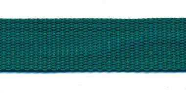 Tassenband 20 mm zeegroen (50 m)