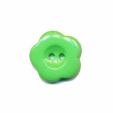 Bloemknoop groen 15 mm (ca. 50 stuks)