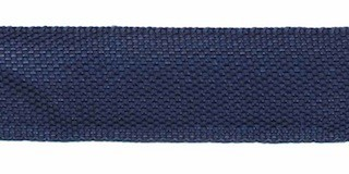 Biesband ca. 22 mm donker blauw (50 m)