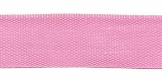 Biesband ca. 22 mm roze (50 m)