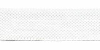 Biesband ca. 22 mm wit (50 m)