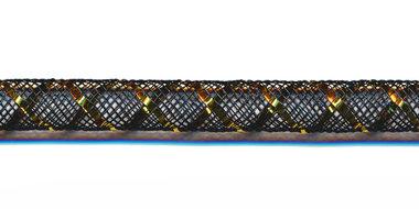 Decoslang 8 mm zwart (ca. 27 meter)