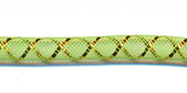 Decoslang 8 mm groen (ca. 27 meter)