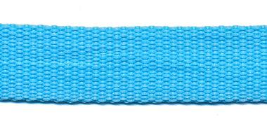 Tassenband 20 mm aqua (50 m)