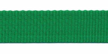 Tassenband 20 mm grasgroen (50 m)
