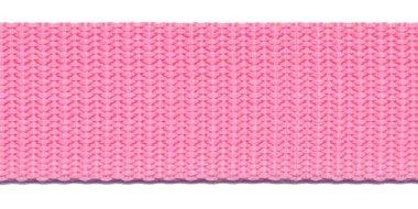 Tassenband 25 mm roze (50 m)