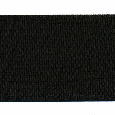 Tassenband 50 mm zwart STEVIG (50 m)
