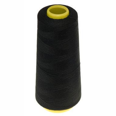 Lockgaren zwart 40/2 (klos van 1.800 m)