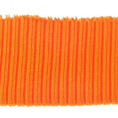 Boord oranje effen ca. 30 cm (6 stuks)