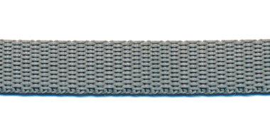 Tassenband 13 mm lichtgrijs (50 m)