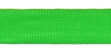 Biesband ca. 22 mm gifgroen (100 m)
