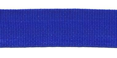 Biesband ca. 22 mm kobalt blauw (100 m)