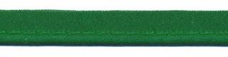 Donker groen piping-/paspelband STANDAARD - 2 mm koord (ca. 10 meter)