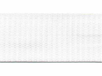Tassenband 30 mm wit (50 m)