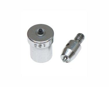 Stempelset t.b.v. handpers voor aanbrengen van nestels 4 mm (maat #261)